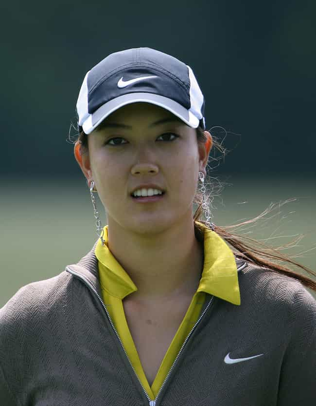 Michelle Wie is listed (or ranked) 4 on the list Famous Female Golfers