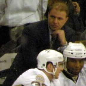 Michel Therrien is listed (or ranked) 7 on the list The Best Pittsburgh Penguins Coaches of All Time