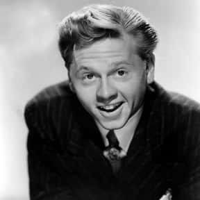 Mickey Rooney is listed (or ranked) 10 on the list TV Actors from Brooklyn