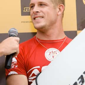 Mick Fanning is listed (or ranked) 6 on the list Full Cast of Under The Radar Actors/Actresses