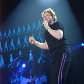 Mick Hucknall is listed (or ranked) 18 on the list Famous People Named Mick & Mickey