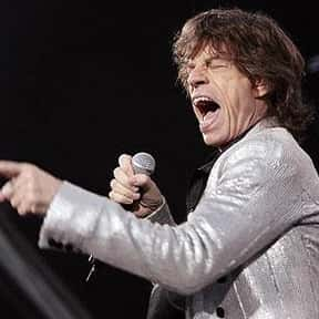 Mick Jagger is listed (or ranked) 3 on the list The Best Frontmen in Rock