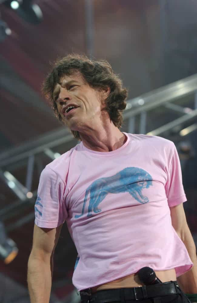 Mick Jagger is listed (or ranked) 3 on the list The Top 10 Lead Singers in Rock n Roll
