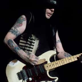 Mick Mars is listed (or ranked) 11 on the list Guitarists Who Went to Rehab