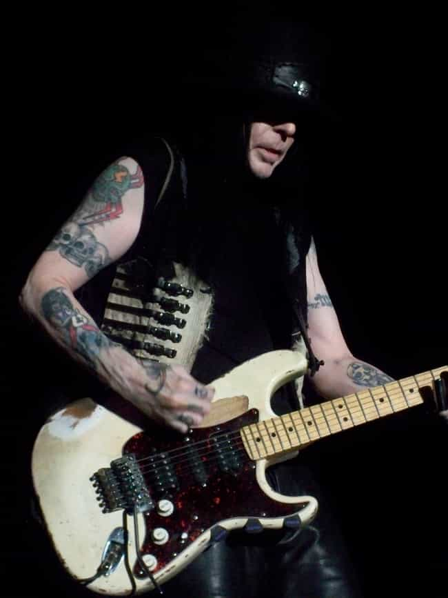 Mick Mars is listed (or ranked) 3 on the list Famous Friends of Tommy Lee