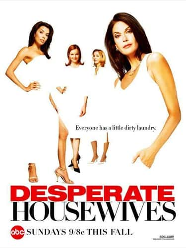 Desperate Housewives - Season  is listed (or ranked) 2 on the list The Best Seasons of Desperate Housewives