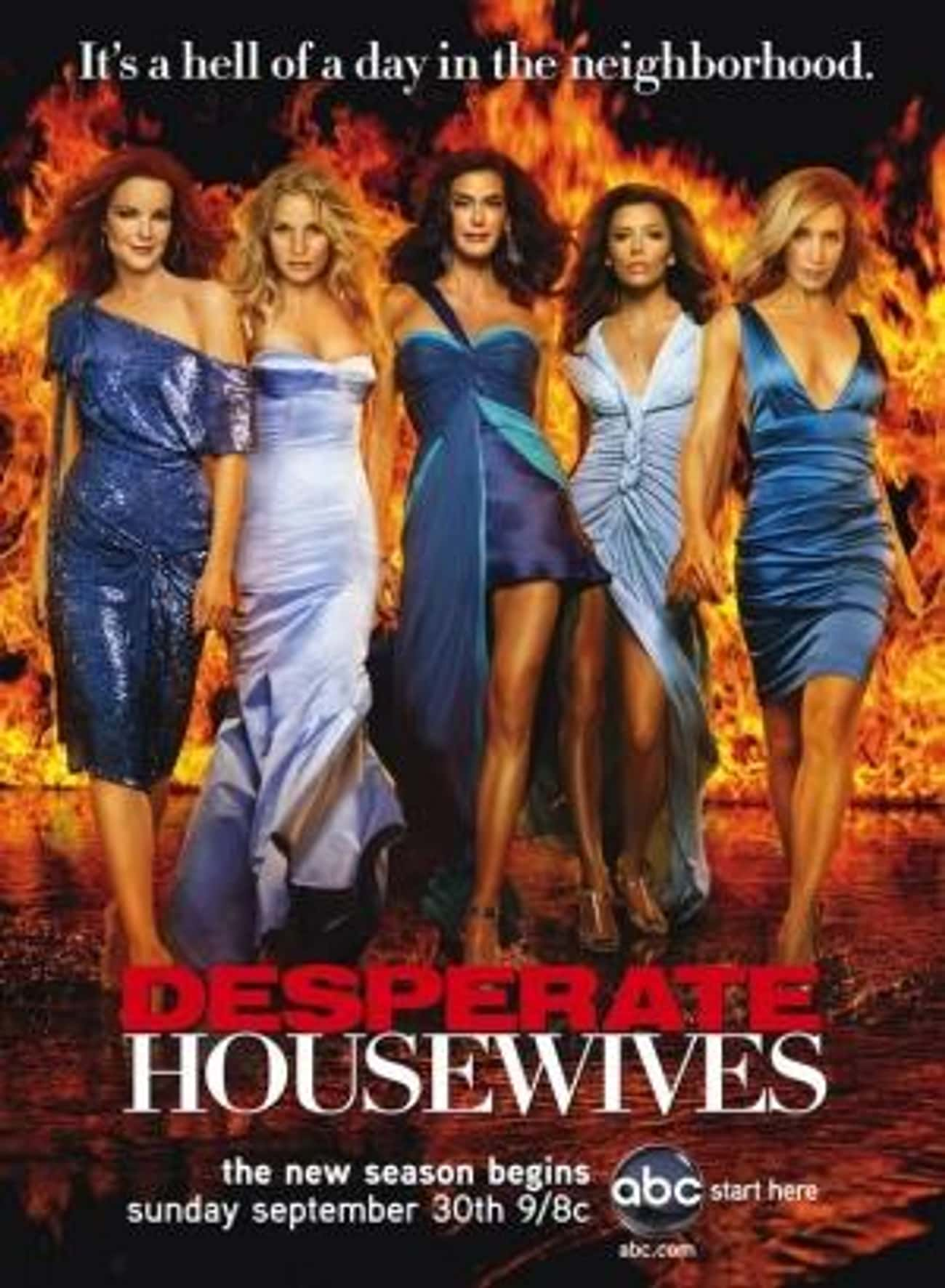 Desperate Housewives - Season  is listed (or ranked) 1 on the list The Best Seasons of Desperate Housewives