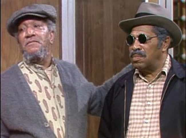The Blind Mellow Jelly C... is listed (or ranked) 3 on the list The Best Sanford And Son Episodes