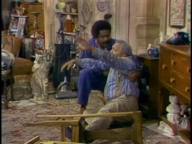 We Were Robbed is listed (or ranked) 4 on the list The Best Sanford And Son Episodes