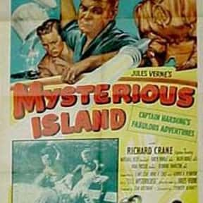 Mysterious Island is listed (or ranked) 18 on the list The Best Sci-Fi Movies of the 1960s