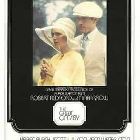 The Great Gatsby is listed (or ranked) 11 on the list The Best Romance Movies of the 1970s