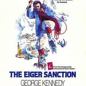 The Eiger Sanction is listed (or ranked) 10 on the list The Best Films About Climbing