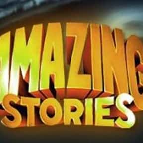 Amazing Stories is listed (or ranked) 15 on the list The Best 1980s Fantasy TV Series
