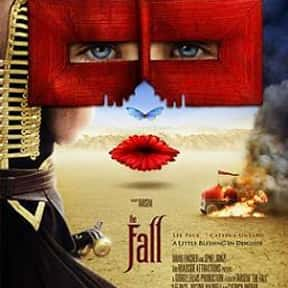 The Fall is listed (or ranked) 20 on the list The Best 2000s Fantasy Movies