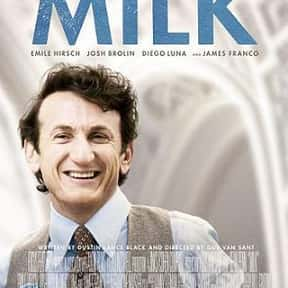 Milk is listed (or ranked) 13 on the list The Best LGBTQ+ Drama Films