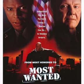 Most Wanted is listed (or ranked) 6 on the list The Best Movies About the Gulf War