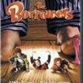 The Borrowers is listed (or ranked) 13 on the list Movies Based On Books You Should Have Read In 4th Grade