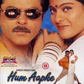 Hum Aapke Dil Mein Rehte Hain is listed (or ranked) 20 on the list The Best Bollywood Movies of All Time