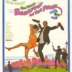 Barefoot in the Park is listed (or ranked) 6 on the list The Best '60s Romantic Comedies