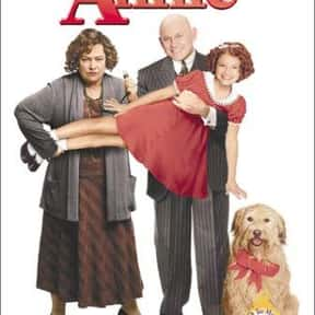 Annie is listed (or ranked) 18 on the list The Best Disney Musical Movies