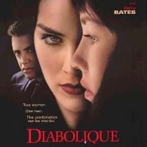 Diabolique is listed (or ranked) 22 on the list The Best Steamy Thriller Movies, Ranked