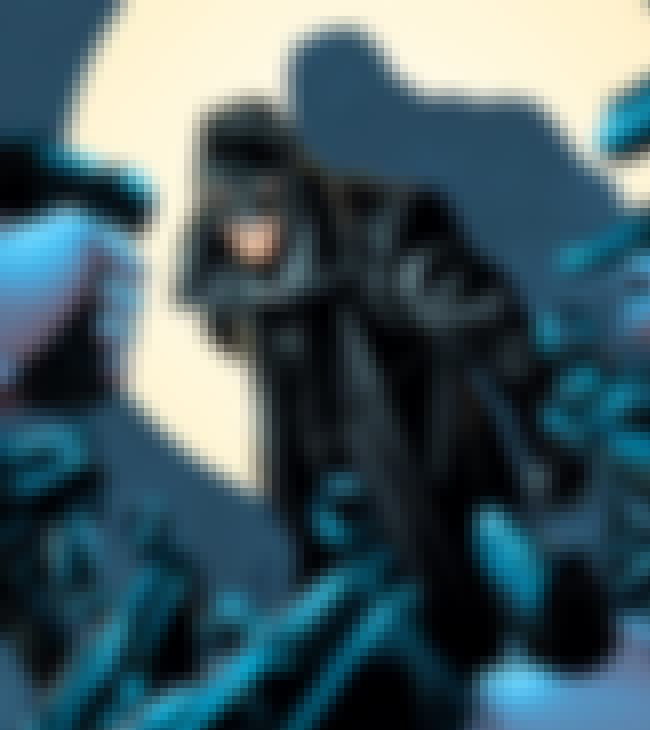 Midnighter is listed (or ranked) 6 on the list The Best Superhero Costumes