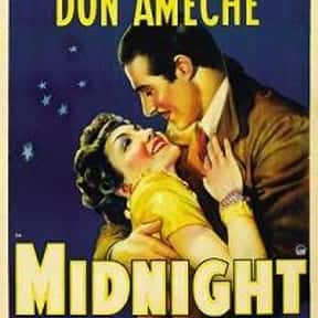 Midnight is listed (or ranked) 19 on the list The Best '30s Romantic Comedies