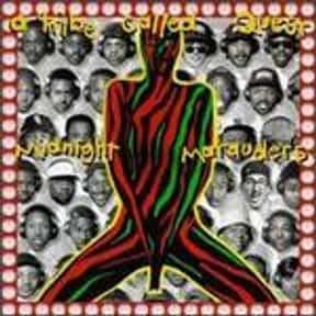 Midnight Marauders is listed (or ranked) 17 on the list The Best Hip Hop Albums of All Time