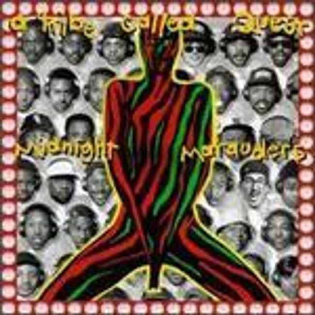 Midnight Marauders is listed (or ranked) 2 on the list The Best A Tribe Called Quest Albums of All Time