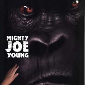 Mighty Joe Young is listed (or ranked) 12 on the list The Best Charlize Theron Movies of All Time, Ranked