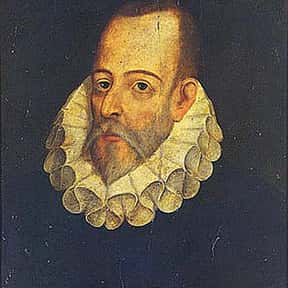 Miguel de Cervantes is listed (or ranked) 2 on the list The Best Writers of All Time