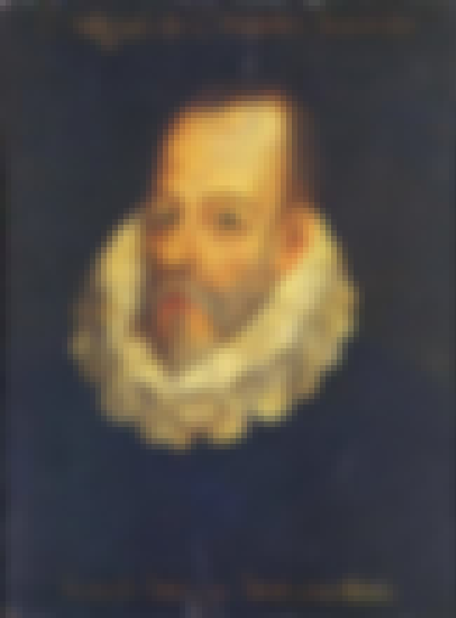 Miguel de Cervantes is listed (or ranked) 1 on the list The Top 5 Writers