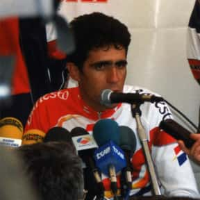 Miguel Indurain is listed (or ranked) 15 on the list The Most Influential Athletes Of All Time