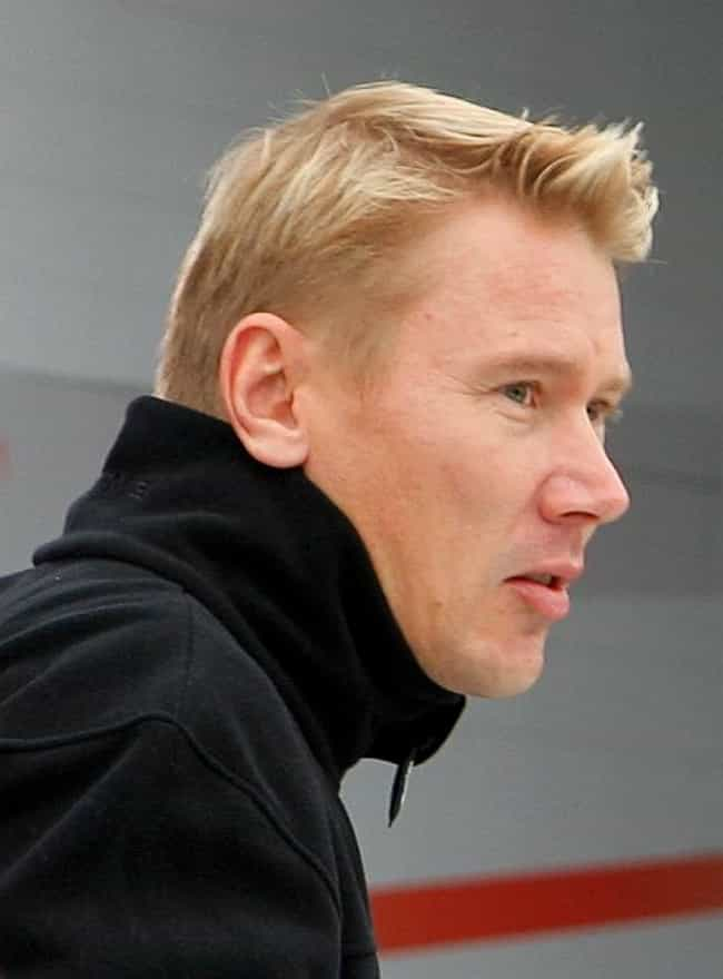 Mika Häkkinen is listed (or ranked) 3 on the list Famous Female Racecar Drivers