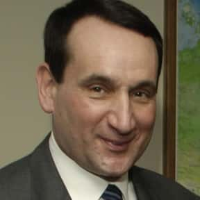 Mike Krzyzewski is listed (or ranked) 16 on the list The All Time Greatest NBA Coaches