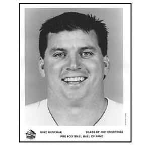 Mike Munchak is listed (or ranked) 16 on the list The Best Penn State Football Players of All Time