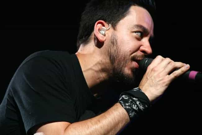 Mike Shinoda is listed (or ranked) 4 on the list Famous Male Graphic Designers