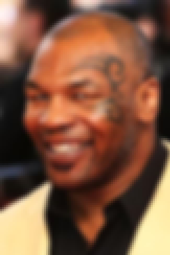 Mike Tyson is listed (or ranked) 3 on the list Athletes Who Should Get a Reality Show