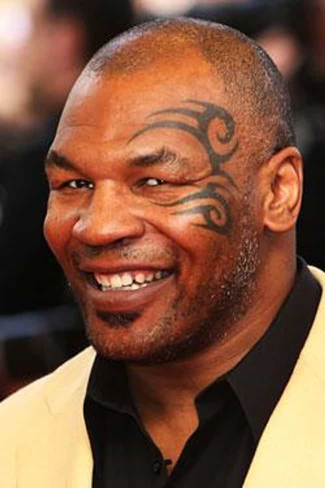 Mike Tyson is listed (or ranked) 4 on the list Athletes Who Should Get a Reality Show