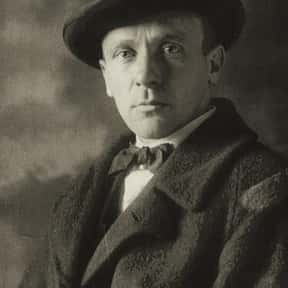 Mikhail Bulgakov is listed (or ranked) 7 on the list The Best Writers of All Time