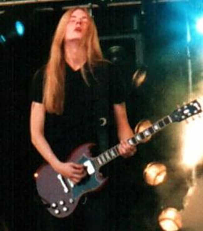 Mikko Lindström is listed (or ranked) 4 on the list Famous Guitarists from Finland