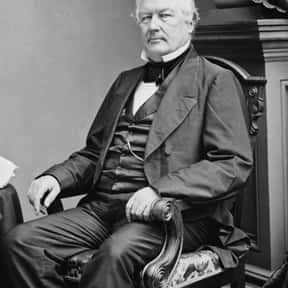 Millard Fillmore is listed (or ranked) 10 on the list All The US Presidents, Ranked By IQ