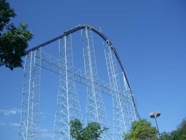 Millennium Force is listed (or ranked) 1 on the list The Best Roller Coasters in the World