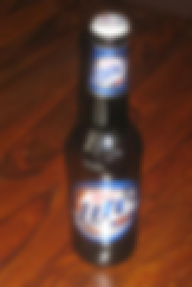 Miller Lite is listed (or ranked) 2 on the list What Does Your Beer Say About You?