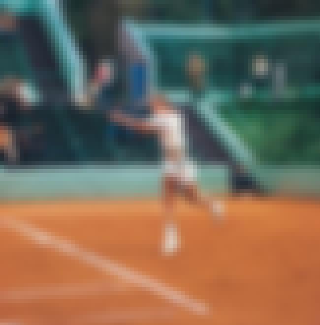 Miloslav Mečíř is listed (or ranked) 4 on the list The Best Tennis Players from Slovakia