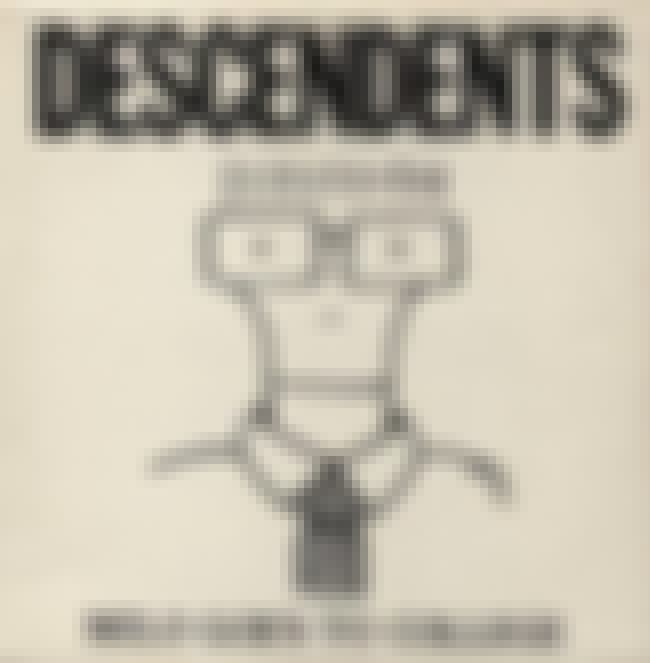 Milo Goes to College is listed (or ranked) 1 on the list The Best Descendents Albums of All Time