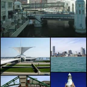 Milwaukee is listed (or ranked) 19 on the list The Best American Cities for Artists