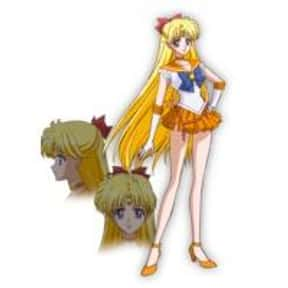 Sailor Venus is listed (or ranked) 6 on the list Ranking All The Best 'Sailor Moon' Characters