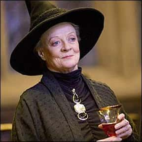 Professor Minerva McGonagall is listed (or ranked) 1 on the list The Very Best Teachers at Hogwarts, Ranked