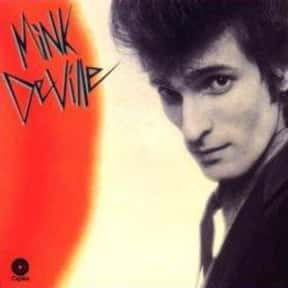 Mink DeVille is listed (or ranked) 21 on the list The Best Cabaret Bands/Artists
